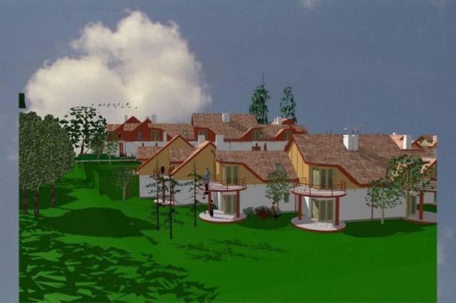Balatonkenesén 7871 m2-es LKE-7 besorolású lakópark építésére is alk… 1