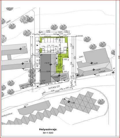 Veszprém belvárosában, 9 lakásos, új építésű társasházban, 2. emelet… 4