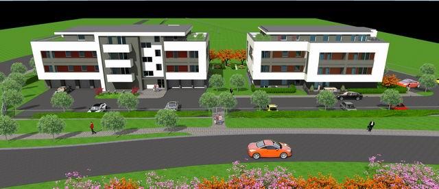 Veszprémben, a Fenyő-Liget lakópark II. üteme két épületben 18 db és… 3