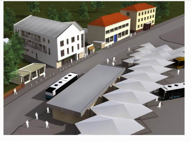 Veszprém belvárosában, 9 lakásos, új építésű társasházban, 2. emelet… 5
