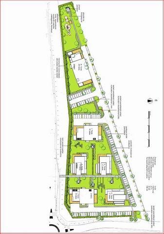 Veszprémben, a Fenyő-Liget lakópark II. üteme két épületben 18 db és? 8