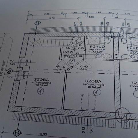 Balatonfüreden, az Óvárosban, 661 m2 osztatlan közös telken, használ… 9