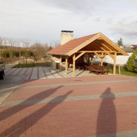 Bakonyjákón, Veszprémtől 34 km-re, 3202 m2-es összközműves telken, 1… 8
